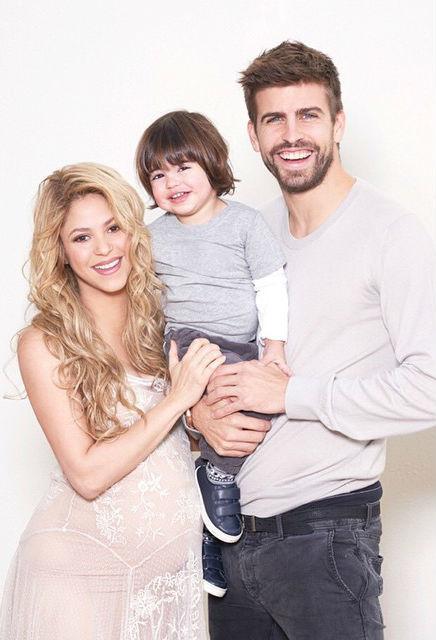 Шакира родила второго сына