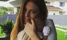 Наталья Подольская наняла сыну няню