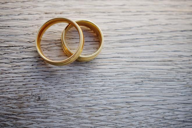 Как освятить обручальные кольца в домашних условиях