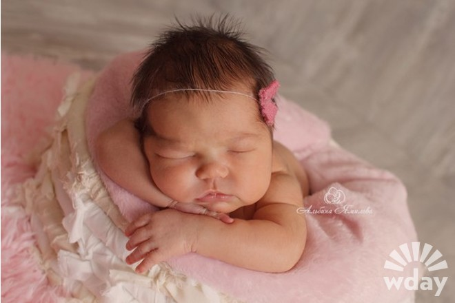 Новорожденные дети фото