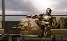 Вышел новый трейлер фильма «Железный человек – 3»
