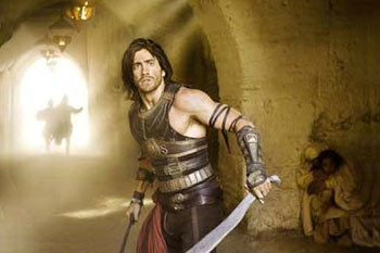 Премьера «Принца Персии» состоится в мае 2010 года