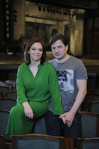 Нелли Уварова с мужем: фото