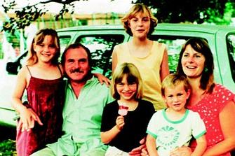 Кейт Уинслет (Kate Winslet) c семьей