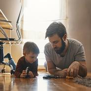 Каков ваш партнер в роли отца?