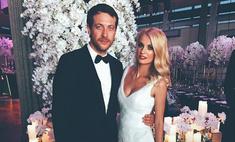 Савельева и Сафонов отметили деревянную свадьбу
