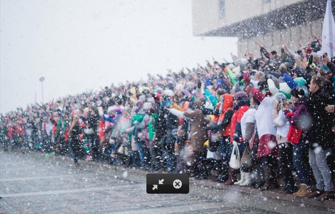 Казань в кино: Самый лучший день
