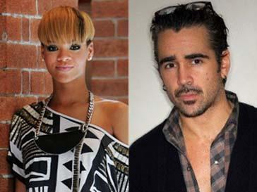 Рианна (Rihanna) и Колин Фаррелл (Colin Farrell) не вместе
