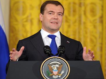 Дмитрий Медведев расширяет список друзей в Twitter