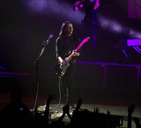 Омск, Placebo, концерт