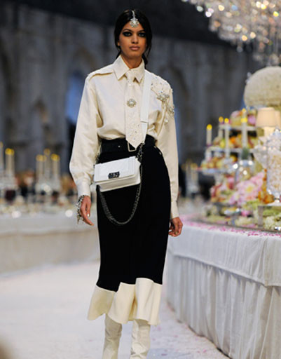 "Коллекция ""Paris-Bombay"", Chanel, 2012"