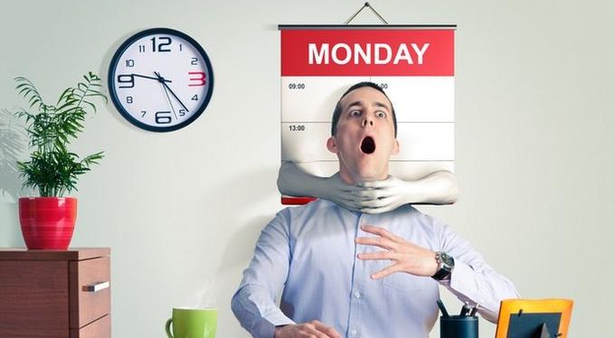 Как полюбить понедельники