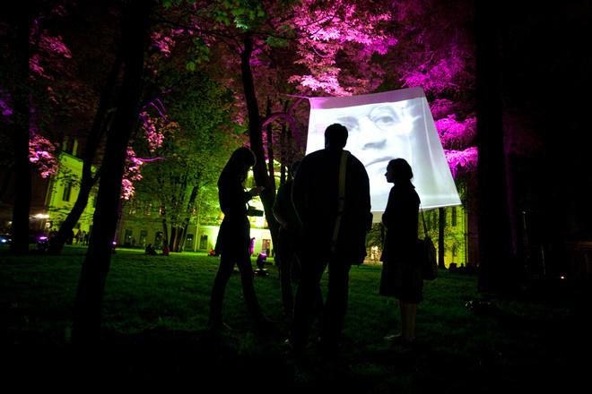 Ночь музеев 2015 в Петербуоге