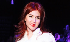 33-летняя телеведущая Анна Чапман родила первенца