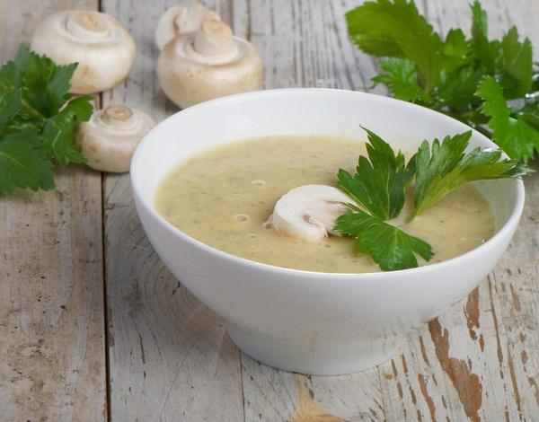 рецепт супа пюре из риса