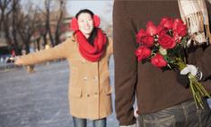 День влюбленных в московских парках