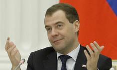 В Кремле прошла церемония вручения государственных наград