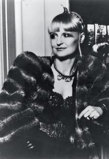 Основатель марки Biba Барбара Хуланики.
