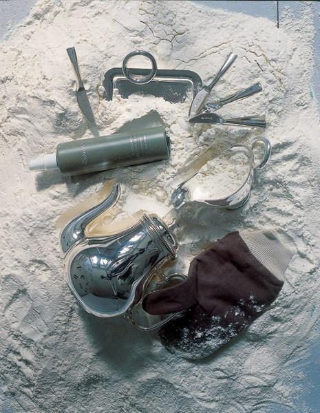 Чем чистить серебро