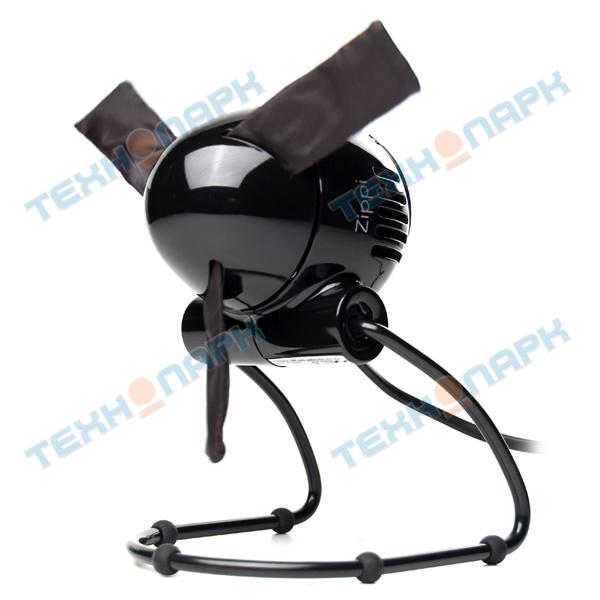 Вентилятор настольный Vornado Zippi Black, 990 руб.