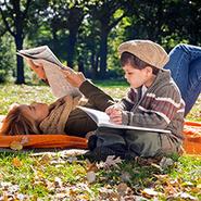 Удается ли вам привить ребенку любовь к чтению?