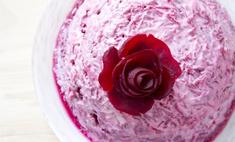 Вкусная красота: вырезание розы из свеклы