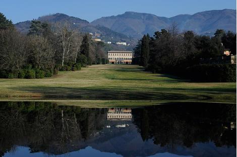 Вилла Марлия в Тоскане станет отелем | галерея [1] фото [24]