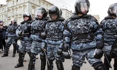 Столичная милиция переведена в режим повышенной готовности
