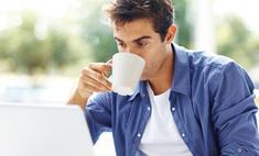 Мужчины глупеют от кофе