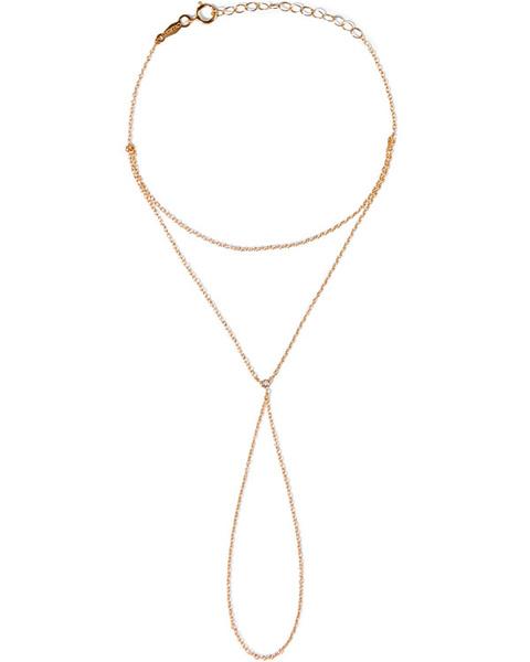 Тренд: цепочки-браслеты | галерея [1] фото [9]