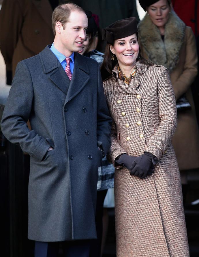 Герцог и герцогиня Кембриджские: фото 2014