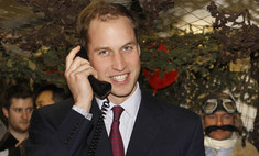 Принц Уильям будет жить во дворце принцессы Дианы