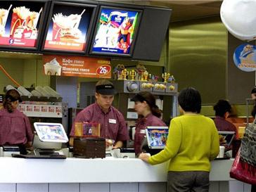Сотрудники McDonald's обвинили пострадавшего в мошенничестве