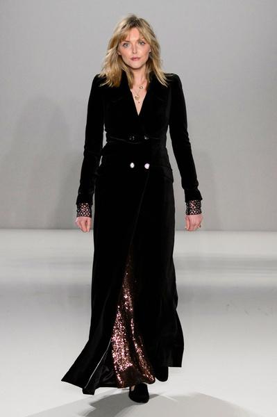 Неделя моды в Лондоне: 22 февраля   галерея [2] фото [7]