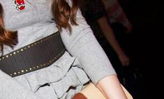 Уличный стиль: сумки и клатчи на российской Неделе моды
