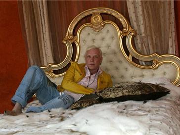Борис Моисеев все еще холостяк