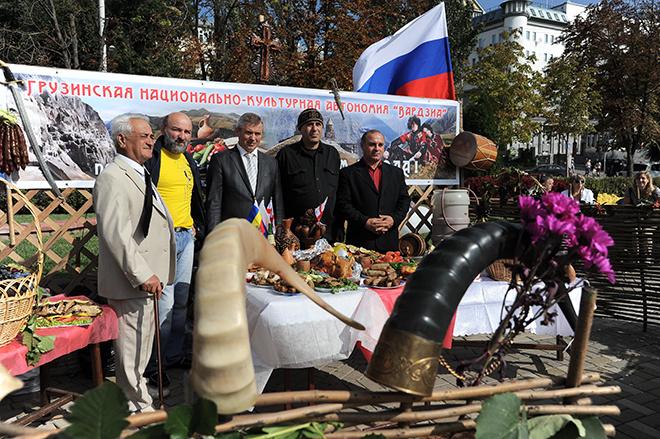 День города Ростов многонациональный