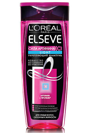 Сила аргинина Х3 Elseve, L'Oreal Paris