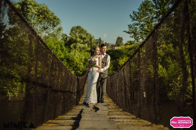 Стилизованные свадьбы
