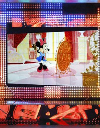 Рождественские анимационные витрины Barneys в Нью-Йорке