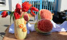 Астрахань отметила День арбуза: фотоотчет с праздника