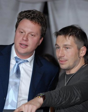 Сергей Полонский и Евгений Чичваркин