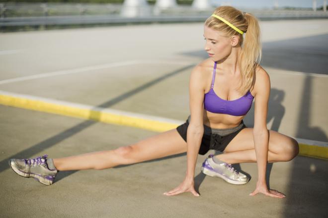 упражнения для похудения ног видео