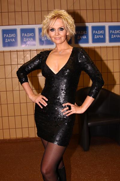 Валерия – маленькое черное платье