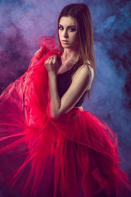 Участница Мисс студенчество России-2015