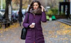 Удаление блеска с куртки