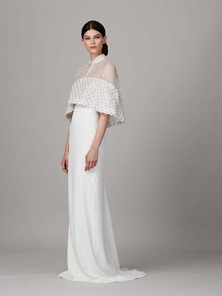 Лучшие коллекции Недели свадебной моды   галерея [2] фото [9]