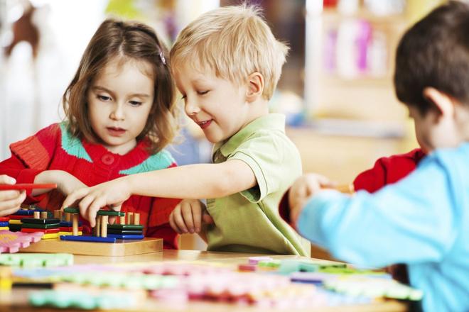 развивающие игры в детском саду