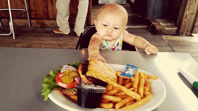 Первый прикорм для малышей