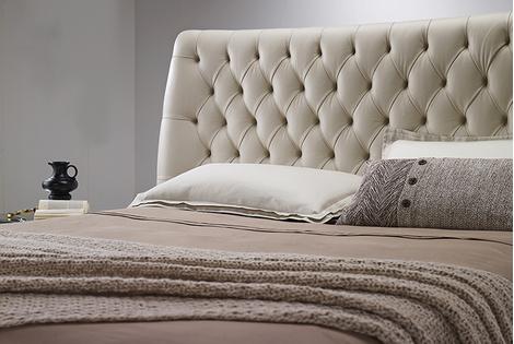 Компания NATUZZI представила коллекцию кроватей | галерея [1] фото [10]
